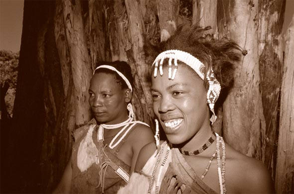 The Batswana are an extremely spiritual people