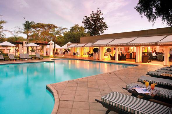 Getting To Avani Gaborone Hotel