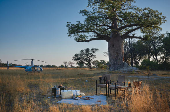 Your private life-style in the Eden that is Botswana