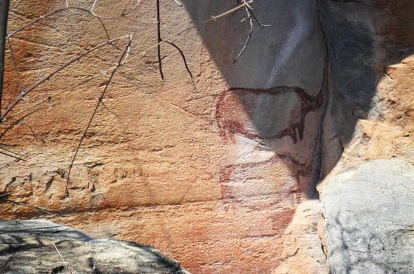 Tsodilo Hills | Rock Art | Botswana