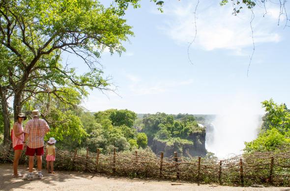 Victoria Falls day trip.
