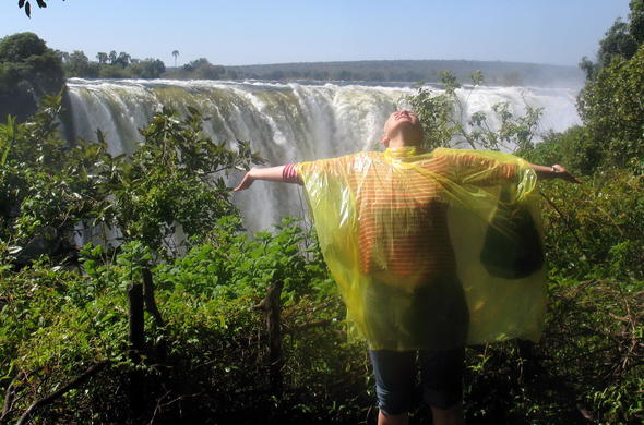 Tour of the Victoria Falls.